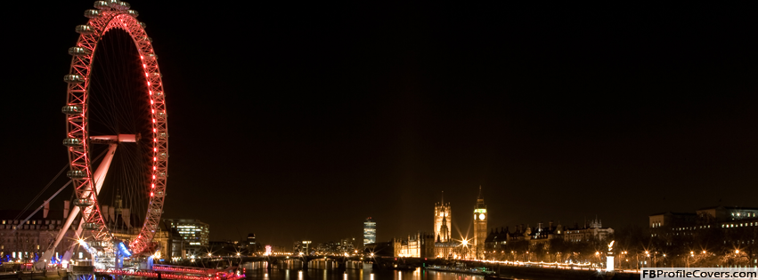 London City Facebook Cover For Timeline