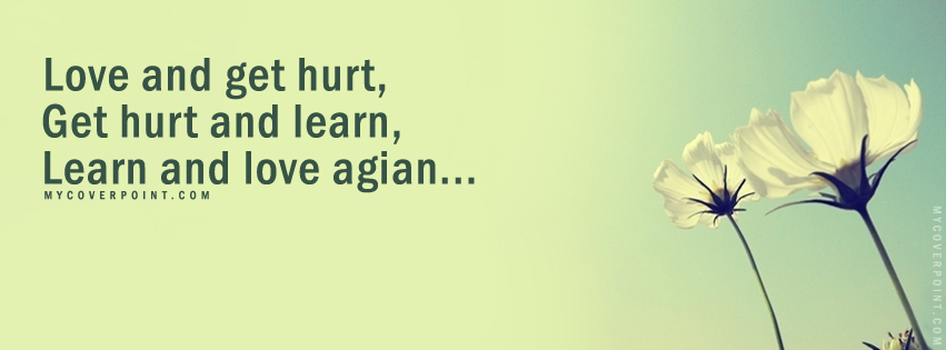 Love And Learn Facebook Cover