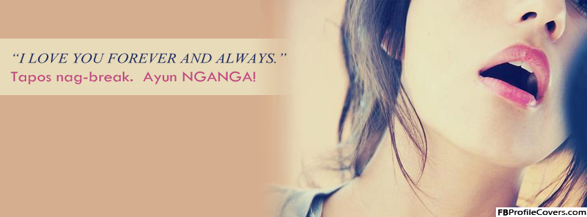 Love Forever And Always - Facebook Timeline Cover