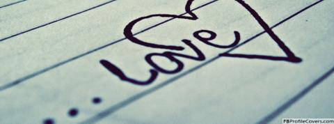 Love Heart Paper Ink