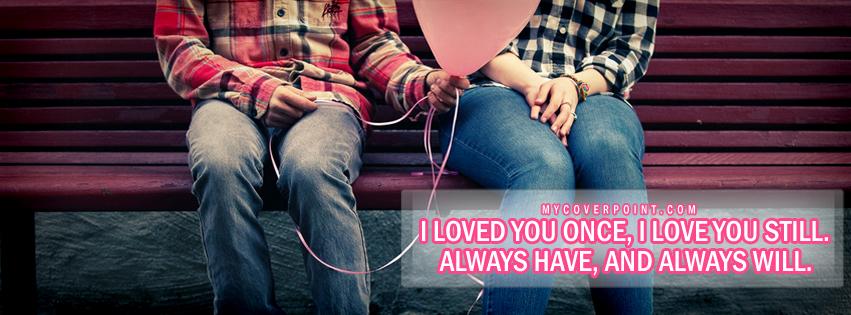 Love You Still Facebook Cover