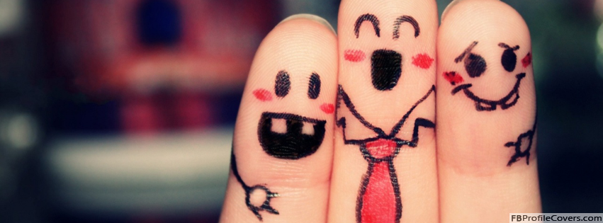 Lovely Fingers Facebook Timeline Cover Picture