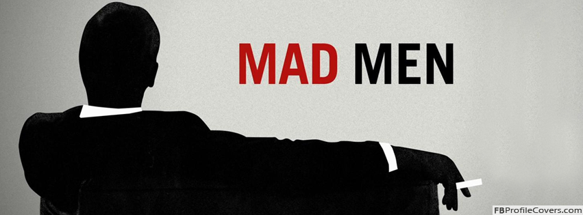 Mad Men Facebook Timeline Profile Cover