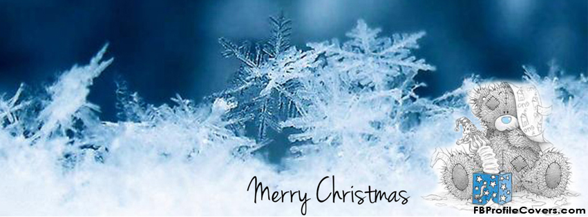 Merry Christmas From Me To You Timeline Cover