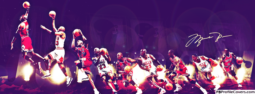 Michael Jordan Facebook Timeline Cover
