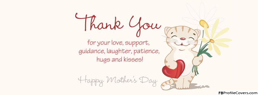 Mother's Day Facebook Timeline Cover Image