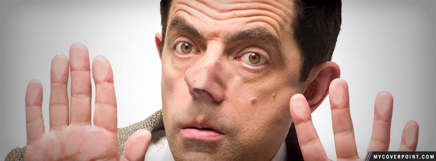 Mr. Bean Facebook Cover