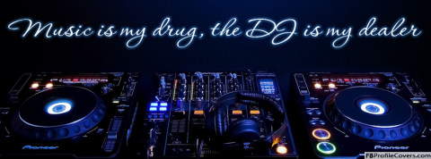 Music Is My Drug, The DJ Is My Dealer