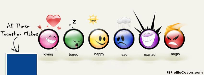 My Moods Facebook Timeline Cover