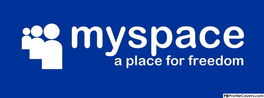 MySpace Facebook Timeline Profile Cover