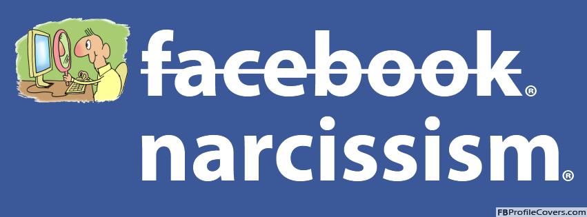 Narcissism Facebook Timeline Cover Photo