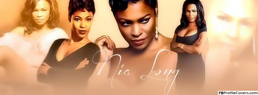 Nia Long Facebook Timeline Cover
