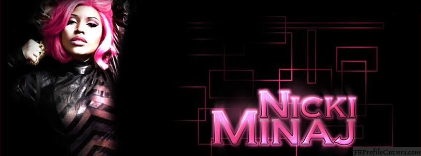 Nicki Minaj Facebook Timeline Cover
