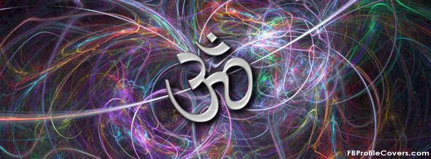 Om Hinduism Facebook Timeline Cover