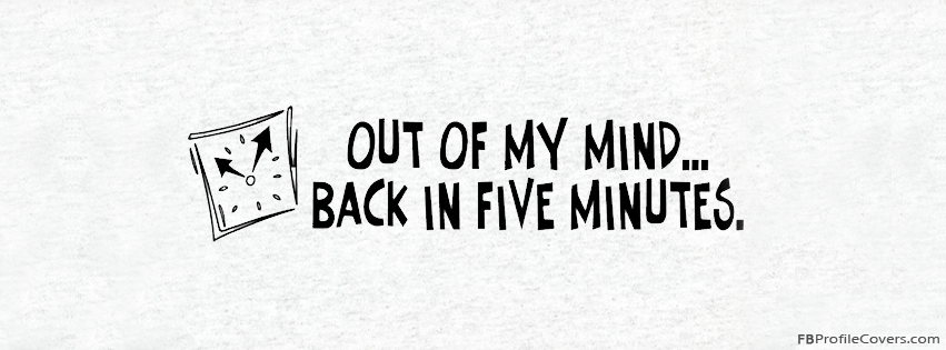 Out Of My Mind - Facebook Timeline Cover