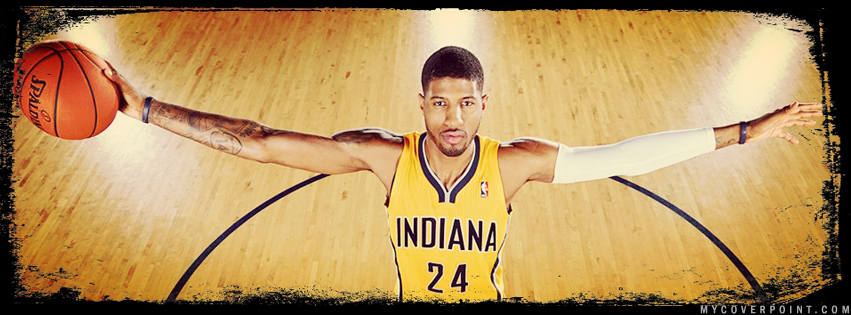 Paul George Facebook Timeline Cover