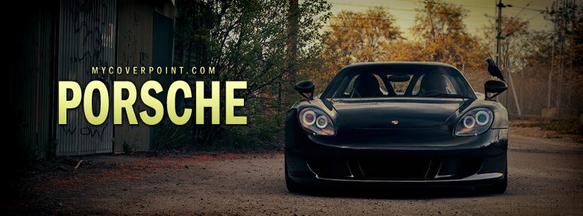 Porsche Facebook Timeline Cover