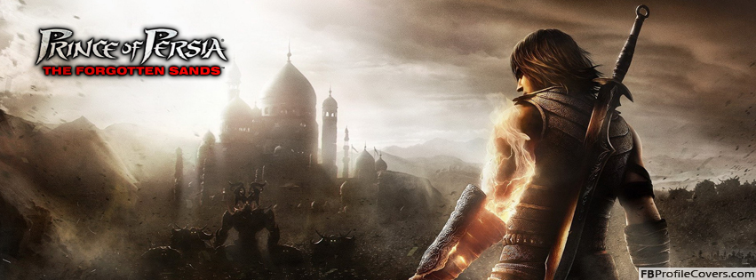 Prince Of Persia Facebook Cover For Timeline Profile
