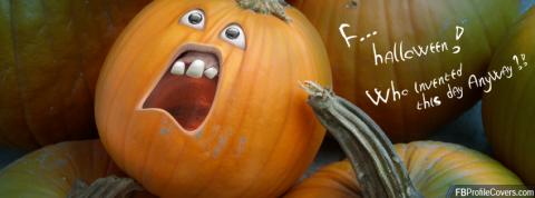 Pumpkin Hate Halloween