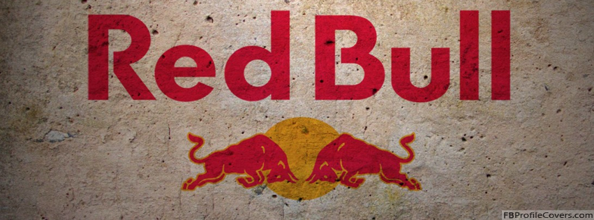 Red Bull Facebook Cover For Timeline Profile