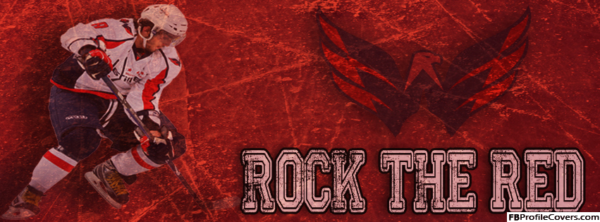 Rock The Red Facebook Timeline Cover