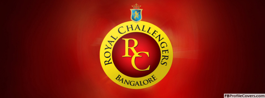 Royal Challengers Bangalore Facebook Timeline Cover