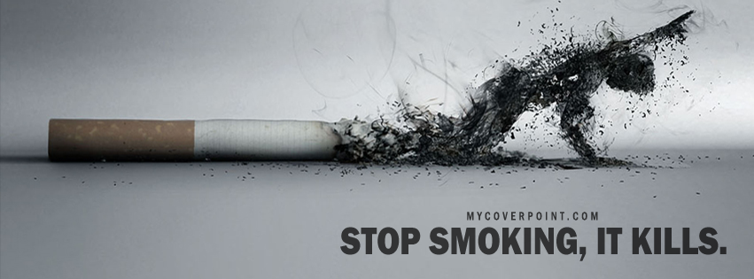 Smoking Kills Facebook Timeline Cover