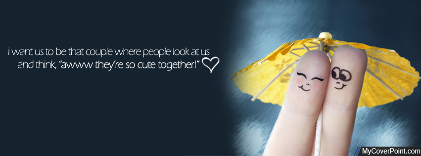 So cute together facebook cover picture facebook timeline cover so cute together facebook cover thecheapjerseys Choice Image