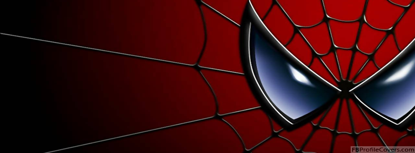 Spider Man Facebook Timeline Profile Cover Photo - FB Timeline Banner