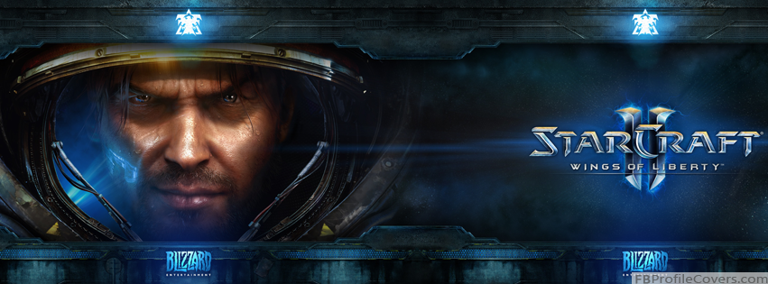 Starcraft Facebook Timeline Cover