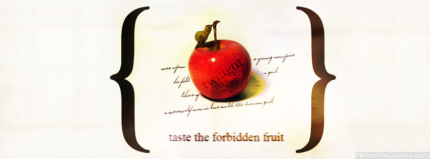 Taste The Forbidden Taste Facebook Cover