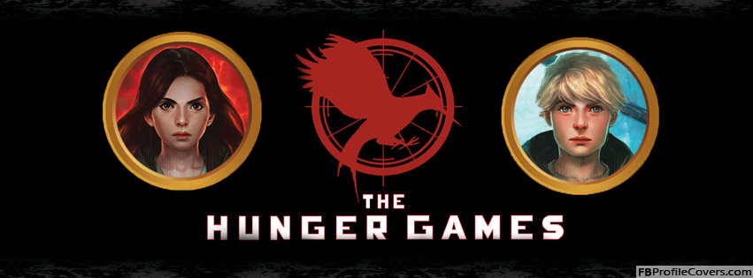 The Hunger Games Movie Facebook Cover