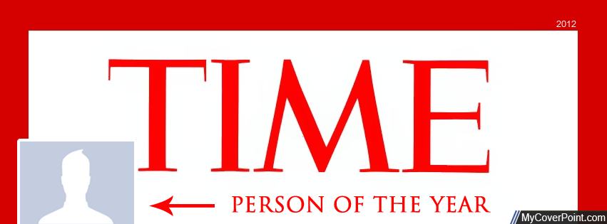 Time Person Of The Year Facebook Cover