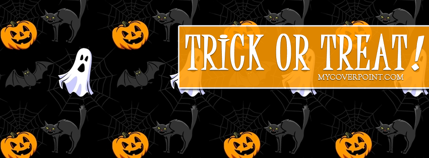 Trick Or Treat Facebook Timeline Cover Picture
