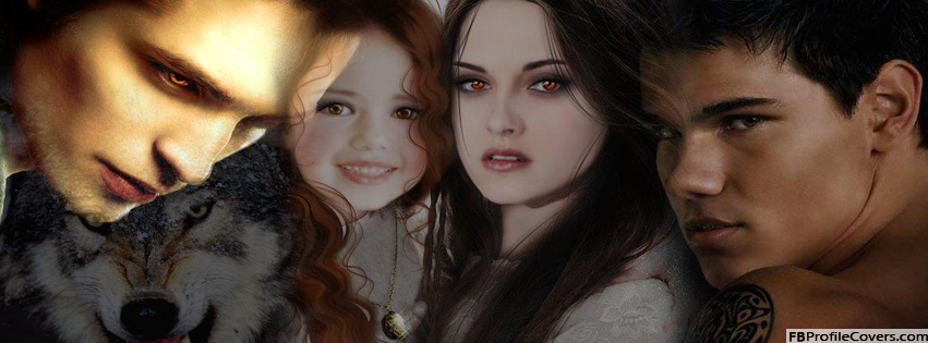 Twilight Saga Facebook Timeline Profile Cover Picture