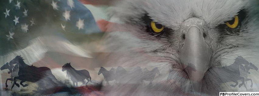 USA Themed Facebook Timeline Cover