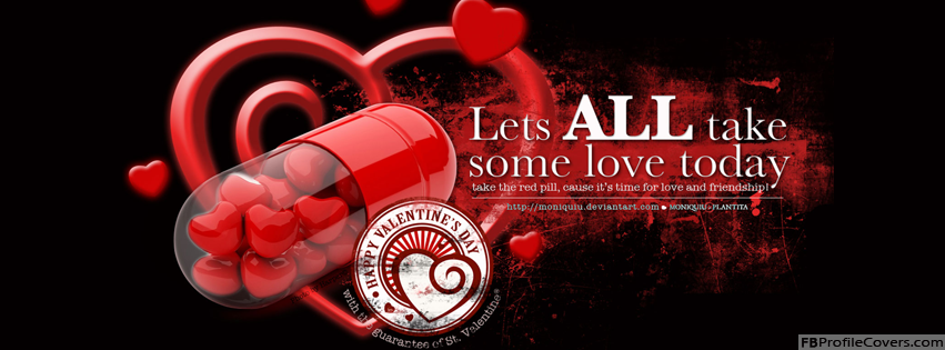 Valentines Day Love Facebook Timeline Profile Cover Photo
