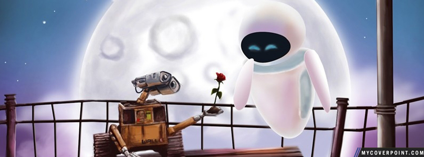 Wall E Facebook Timeline Cover