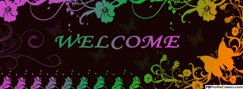 Welcome - Facebook Timeline Cover