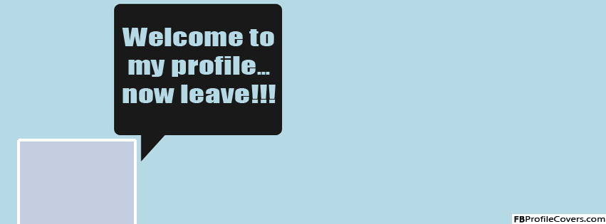 Welcome! - Facebook Timeline Cover