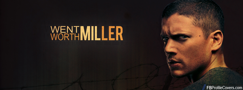 Wentworth Miller Facebook Cover Photo