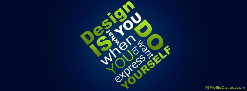 What is design Facebook timeline profile covers