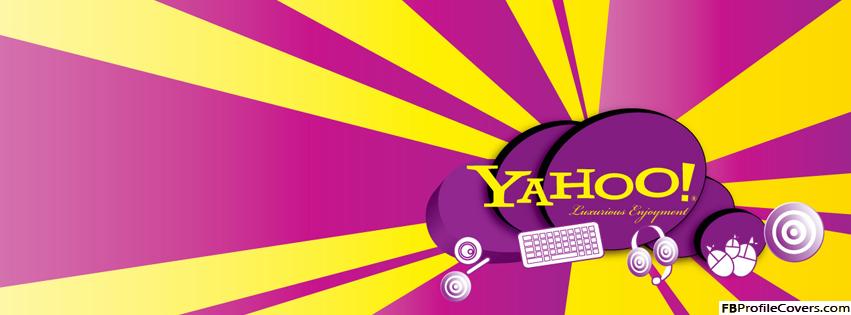 Yahoo Facebook Timeline Cover