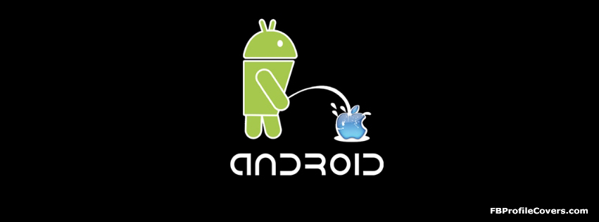 Android Funny Facebook Cover