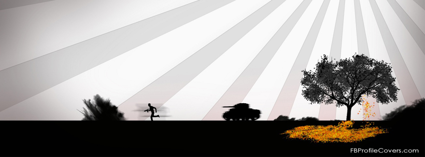 Dark War Facebook Timeline Cover