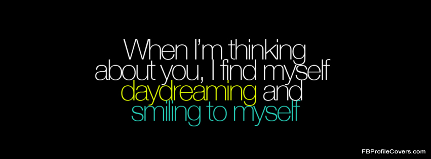 Day dreaming Facebook timeline cover