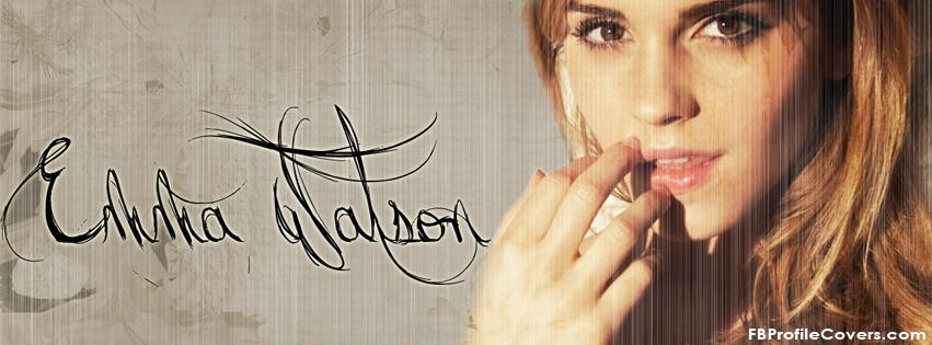 Emma Watson timeline profile pic