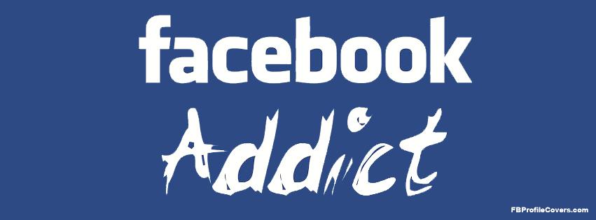 facebook addict fb cover