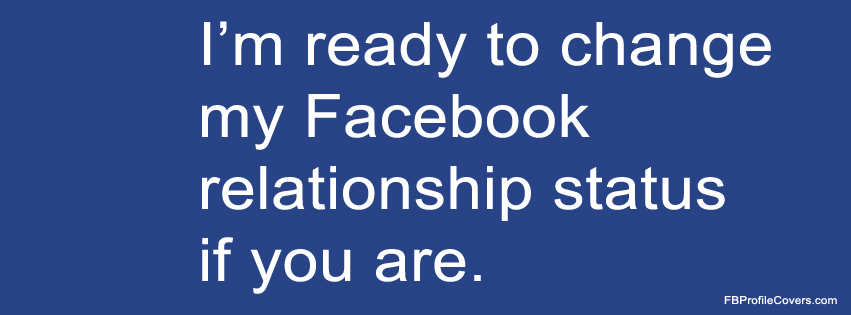 Facebook Relationship Status Timeline Cover