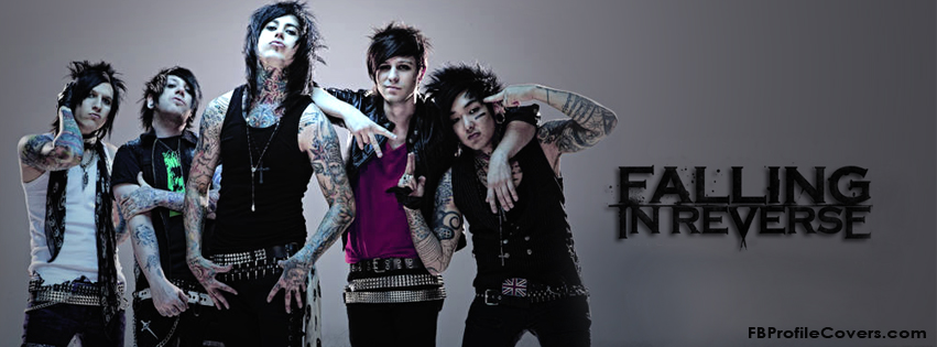 falling in reverse facebook timeline cover